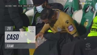 Boavista FC, Caso, Rami aos 28'