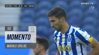 FC Porto, Jogada, Marko Grujic aos 50'