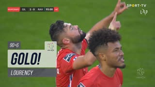 GOLO! Gil Vicente FC, Lourency aos 90'+5', Gil Vicente FC 2-0 Rio Ave FC