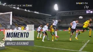 FC P.Ferreira, Jogada, Marco Baixinho aos 38'