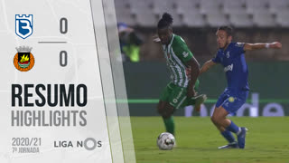 Liga NOS (7ªJ): Resumo Belenenses SAD 0-0 Rio Ave FC