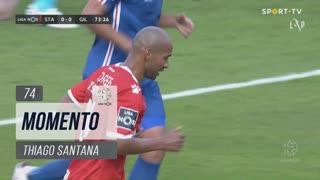 Santa Clara, Jogada, Thiago Santana aos 74'