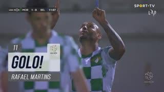GOLO! Moreirense FC, Rafael Martins aos 11', Moreirense FC 1-0 Belenenses SAD