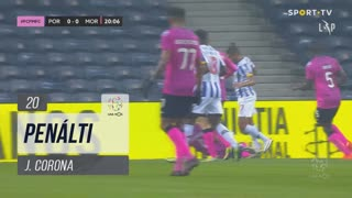 FC Porto, Penálti, J. Corona aos 20'