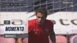 Gil Vicente FC, Jogada, Marques aos 12'