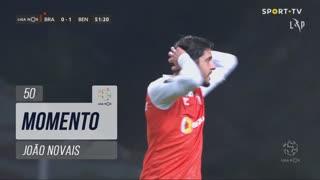 SC Braga, Jogada, João Novais aos 50'