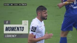 Gil Vicente FC, Jogada, Lourency aos 6'