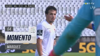 Gil Vicente FC, Jogada, Marques aos 64'