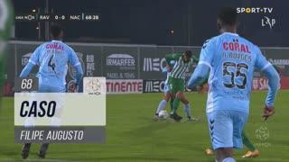 Rio Ave FC, Caso, Filipe Augusto aos 68'