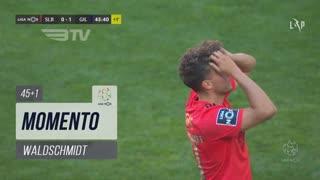 SL Benfica, Jogada, Waldschmidt aos 45'+1'