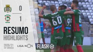 Liga NOS (29ªJ): Resumo Flash Boavista FC 0-1 Marítimo M.