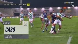 FC Porto, Caso, Mehdi aos 90'+2'