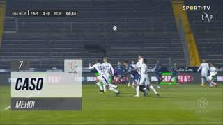 FC Porto, Caso, Mehdi aos 7'