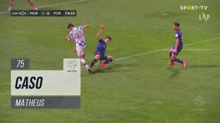 FC Porto, Caso, Matheus aos 75'
