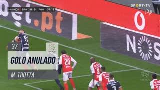 FC Famalicão, Golo Anulado, M. Trotta aos 37'