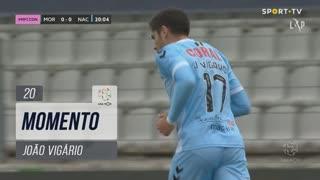 CD Nacional, Jogada, João Vigário aos 20'