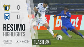 Liga NOS (19ªJ): Resumo Flash FC Famalicão 0-0 Belenenses SAD