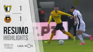 Liga NOS (3ªJ): Resumo FC Famalicão 1-1 Rio Ave FC