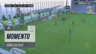 Rio Ave FC, Jogada, Borevkovic aos 41'