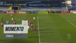 FC P.Ferreira, Jogada, Tanque aos 72'