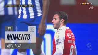 SC Braga, Jogada, Abel Ruiz aos 10'