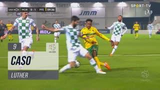 FC P.Ferreira, Caso, Luther aos 9'