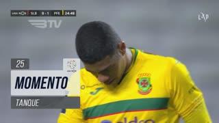 FC P.Ferreira, Jogada, Tanque aos 25'