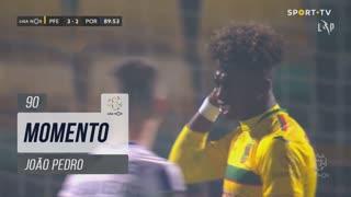 FC P.Ferreira, Jogada, João Pedro aos 90'