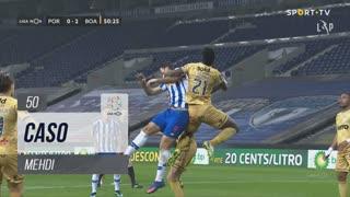 FC Porto, Caso, Mehdi aos 50'
