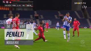 Gil Vicente FC, Penálti, Nogueira aos 56'