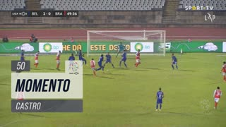 SC Braga, Jogada, Castro aos 50'