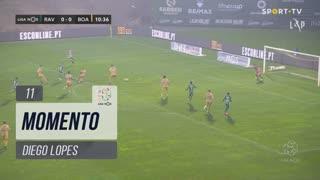 Rio Ave FC, Jogada, Diego Lopes aos 11'