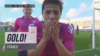 GOLO! Moreirense FC, Franco aos 82', Portimonense 1-2 Moreirense FC