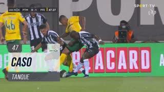 FC P.Ferreira, Caso, Tanque aos 47'