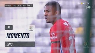Gil Vicente FC, Jogada, Lino aos 9'