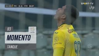 FC P.Ferreira, Jogada, Tanque aos 83'