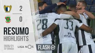 Liga NOS (25ªJ): Resumo Flash FC Famalicão 2-0 FC P.Ferreira