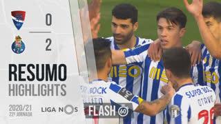 I Liga (22ªJ): Resumo Flash Gil Vicente FC 0-2 FC Porto