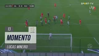 Gil Vicente FC, Jogada, Lucas Mineiro aos 13'