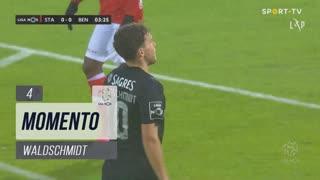 SL Benfica, Jogada, Waldschmidt aos 4'
