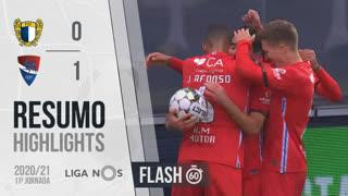I Liga (11ªJ): Resumo Flash FC Famalicão 0-1 Gil Vicente FC