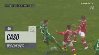 Rio Ave FC, Caso, Borevkovic aos 46'