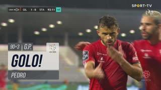 GOLO! Gil Vicente FC, Pedro aos 90'+3', Gil Vicente FC 1-0 Santa Clara
