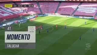 Gil Vicente FC, Jogada, Talocha aos 41'