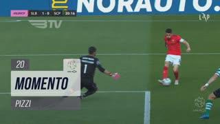 SL Benfica, Jogada, Pizzi aos 20'