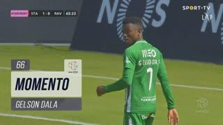 Rio Ave FC, Jogada, Gelson Dala aos 66'