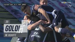 GOLO! FC Famalicão, M. Ugarte aos 39', Rio Ave FC 0-1 FC Famalicão