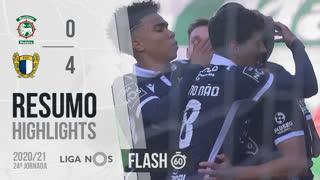 Liga NOS (24ªJ): Resumo Flash Marítimo M. 0-4 FC Famalicão
