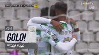 GOLO! Moreirense FC, Pedro Nuno aos 45'+2', Moreirense FC 2-0 Marítimo M.