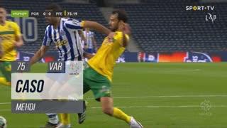 FC Porto, Caso, Mehdi aos 75'